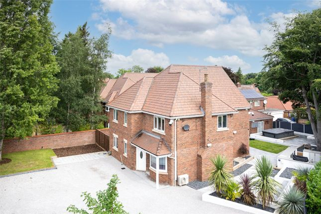 Thumbnail Detached house for sale in Whin Hill Road, Bessacarr, Doncaster