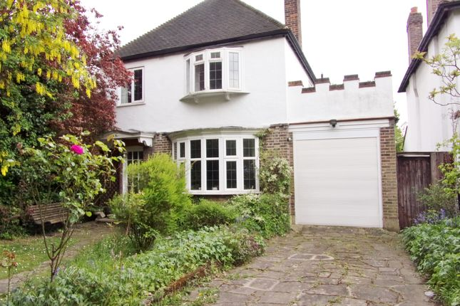 Thumbnail Detached house for sale in Ross Road, London