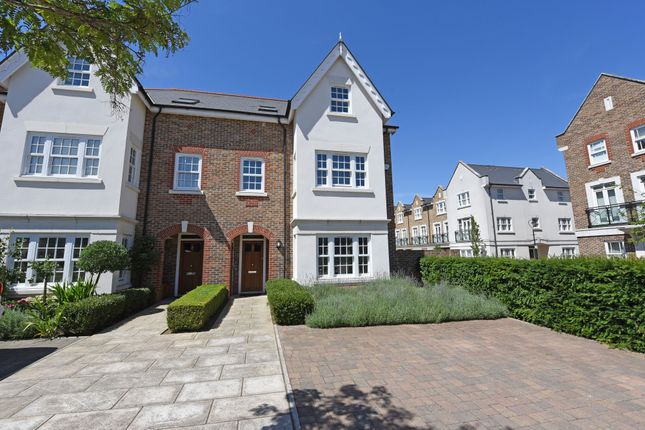 Thumbnail Semi-detached house for sale in Drury Close, London SW15, London,