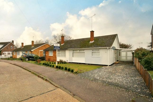 Thumbnail Bungalow for sale in Manfield Gardens, St. Osyth, Clacton-On-Sea