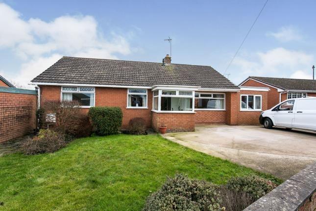 4 bed bungalow for sale in Muirfield Road, Buckley, Flintshire, X CH7