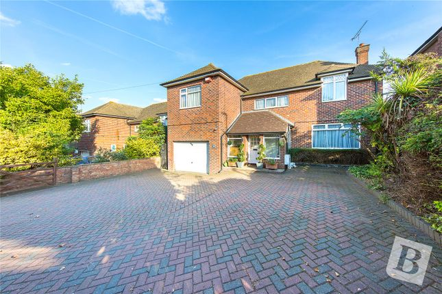 Thumbnail Detached house for sale in Valley Drive, Gravesend, Kent
