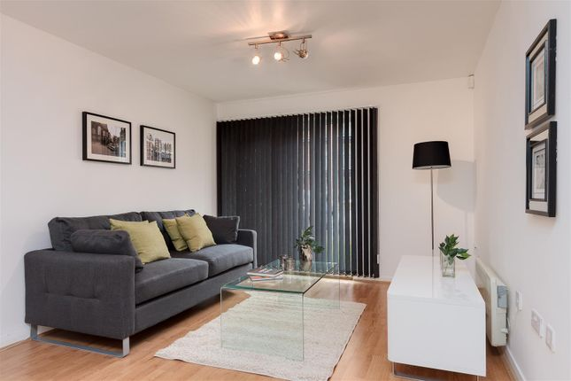 Thumbnail Flat to rent in City Link, Hessel Street, Salford, 1Dh.