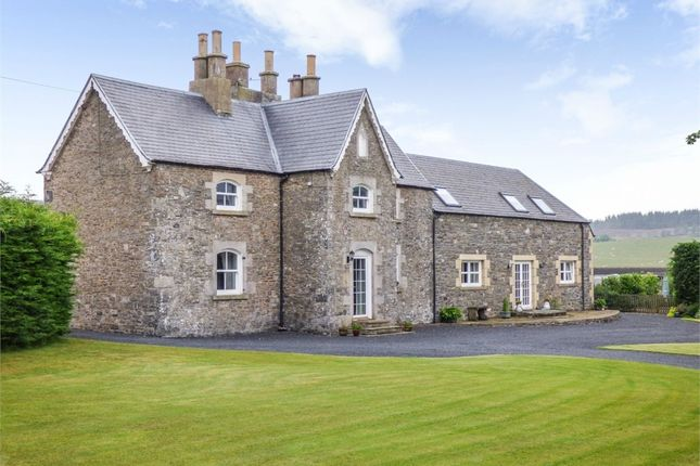 Thumbnail Detached house for sale in Selkirk, Selkirk, Scottish Borders