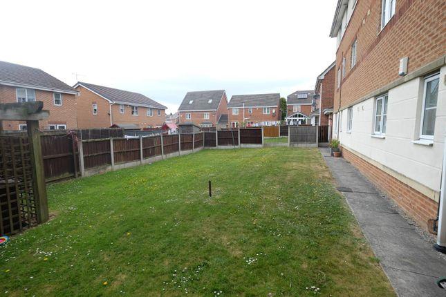 Communal Garden of Myrtle Springs Drive, Gleadless, Sheffield S12