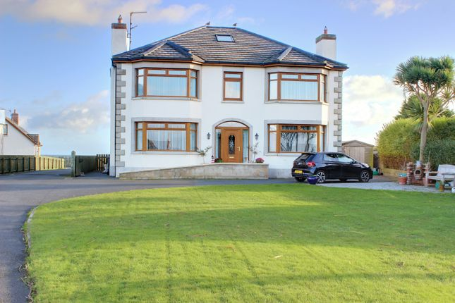 Detached house for sale in Cloughey Road, Portavogie