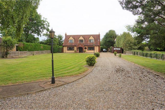 Thumbnail Detached house for sale in Sharmans Loke, Belton