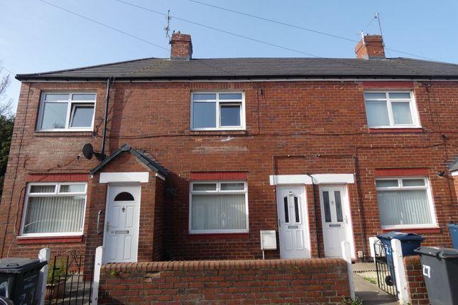 Thumbnail Flat to rent in Leslie Avenue, Hebburn