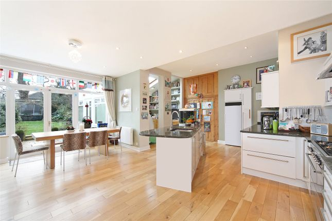 Thumbnail Terraced house for sale in Larkhall Rise, London