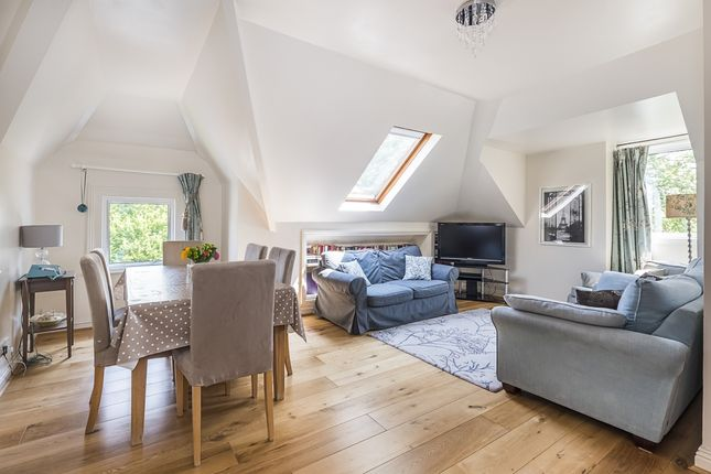 Thumbnail Flat to rent in The Avenue, Surbiton