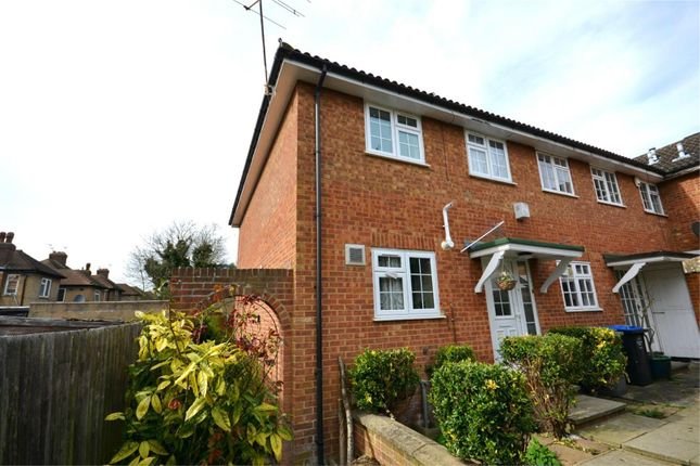 Thumbnail Semi-detached house to rent in Saddlers Mews, Sudbury Hill, Harrow
