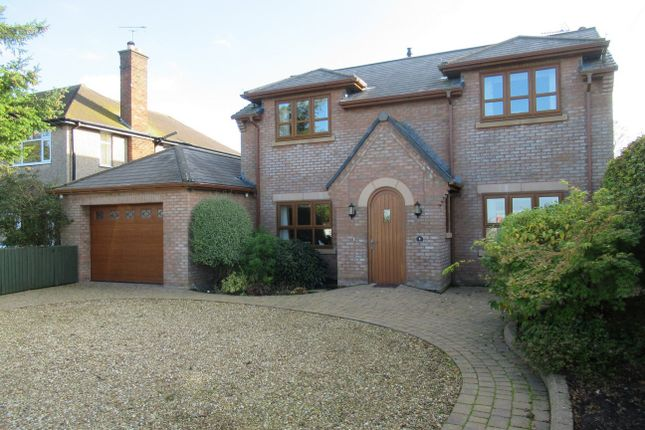Thumbnail Detached house to rent in Oldfield Road, Heswall, Wirral