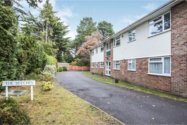 Thumbnail Flat for sale in Woodside Road, Ferndown