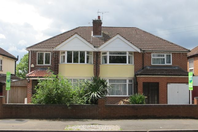 Thumbnail Semi-detached house for sale in Francis Road, Stechford, Birmingham