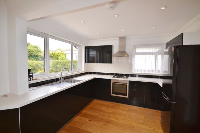 Thumbnail Detached bungalow for sale in Victoria Grove, East Cowes