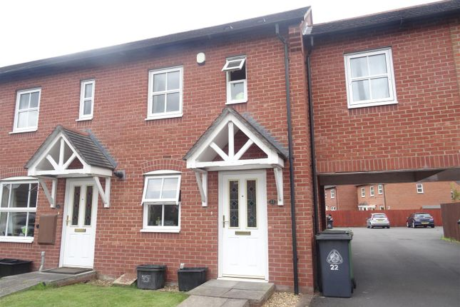 Windmill Meadow, Wem, Shrewsbury SY4, 3 bedroom terraced