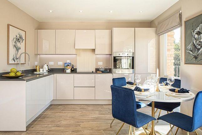 "Kitchen of ""Chambray House"" at Hackbridge Road, Wallington SM6"