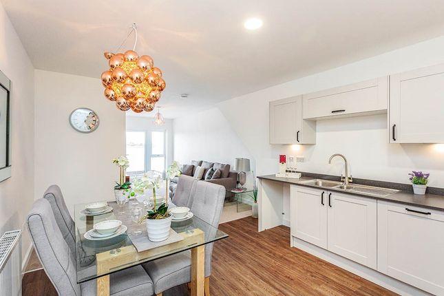 Thumbnail Flat for sale in Apartment 13, River Walk, Garstang, Preston