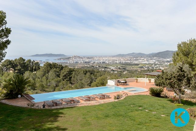 Thumbnail Villa for sale in Sestanyol, Talamanca, Ibiza Town, Ibiza, Balearic Islands, Spain