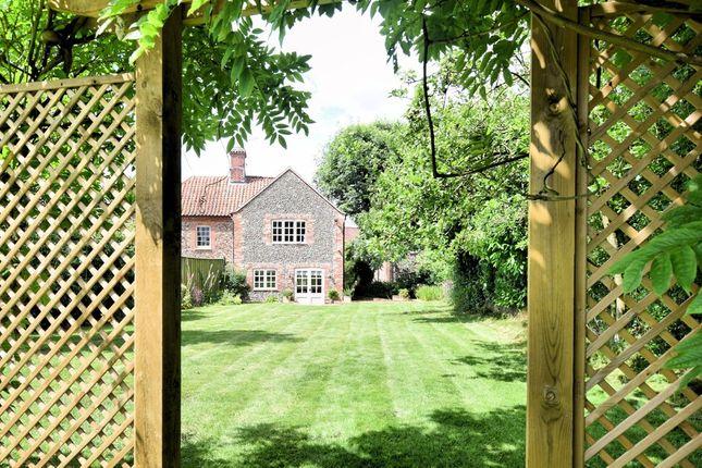 Thumbnail Cottage to rent in The Street, Little Snoring, Fakenham