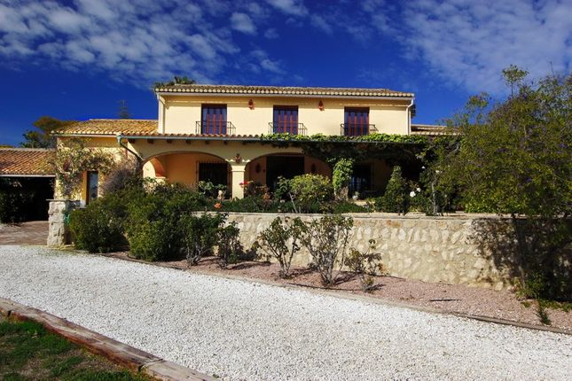 Thumbnail Country house for sale in La Xara, Valencia, Spain