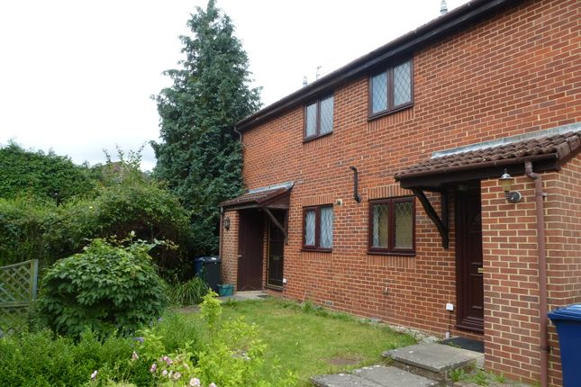 Thumbnail End terrace house to rent in Mill Close, Haslemere