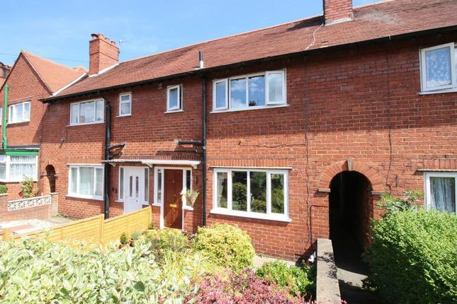 Terraced house for sale in Broom Walk, Scarborough