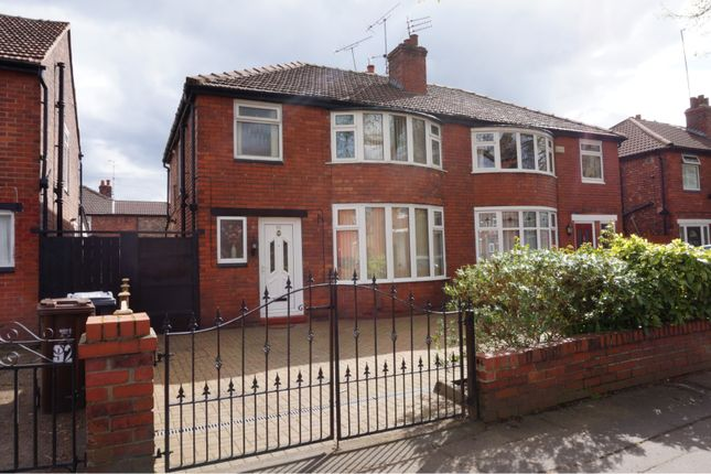 Thumbnail Semi-detached house for sale in Mauldeth Road, Manchester