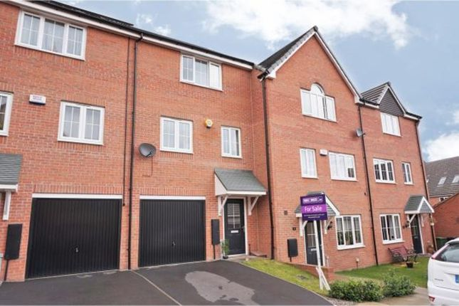 Thumbnail Terraced house to rent in Wild Flower Way, Leeds