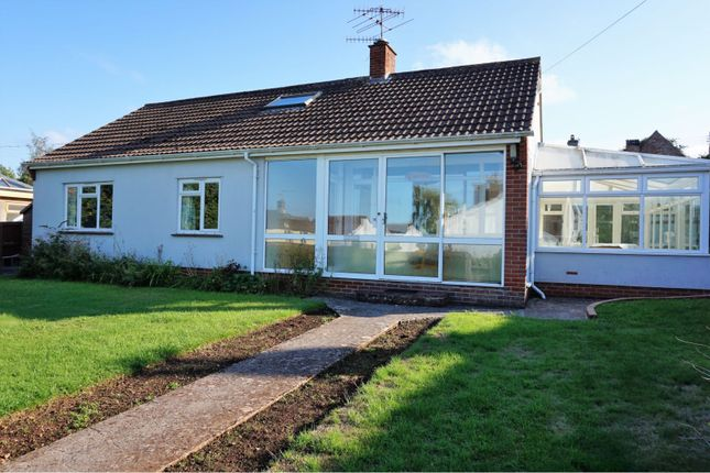 Thumbnail Detached bungalow for sale in Garston Lane, Blagdon