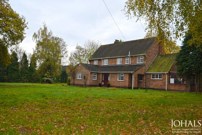 Thumbnail Detached house to rent in Leicester Lane, Desford, Leicestershire