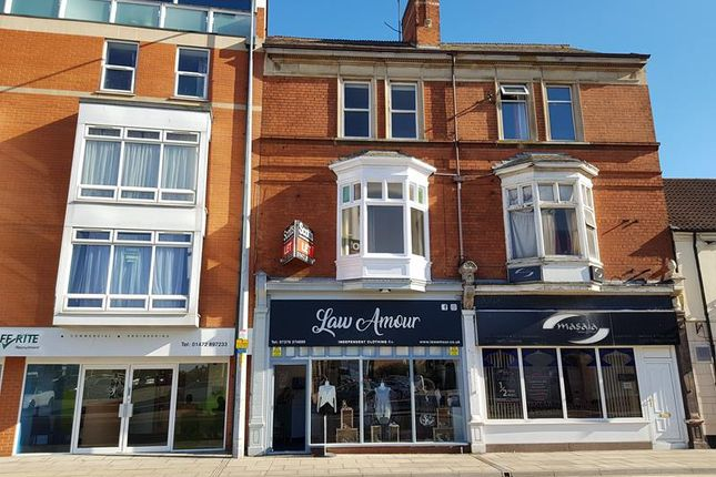 Thumbnail Commercial property for sale in 154/154A Victoria Street South, Grimsby