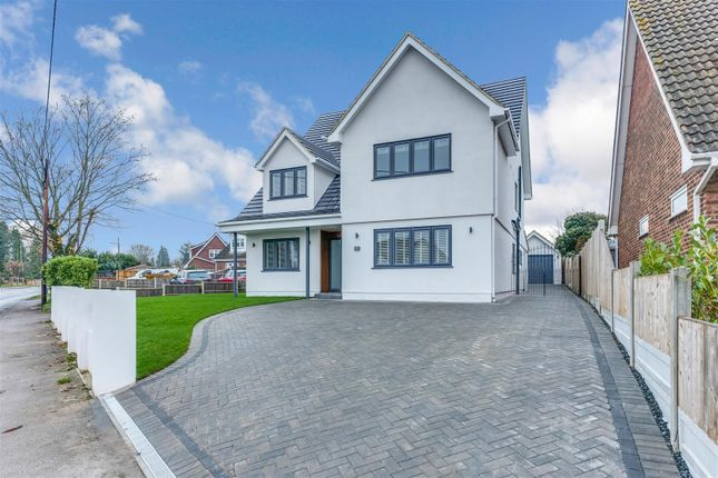 5 bed detached house for sale in Hockley Road, Rayleigh SS6