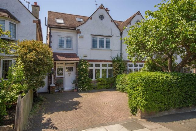 Thumbnail Semi-detached house for sale in Orford Gardens, Twickenham