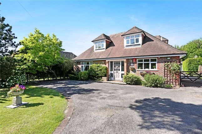 Thumbnail Detached house for sale in Luddington Avenue, Virginia Water, Surrey