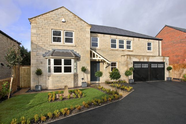 Thumbnail Detached house for sale in White Hall Grange, Bradford Road, Wakefield