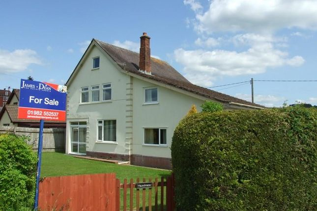 3 bed detached house for sale in Howey Road, Llandrindod Wells