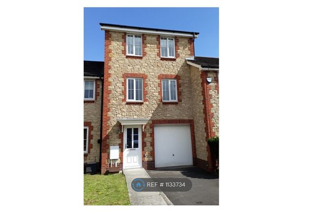 3 bed terraced house to rent in Criccieth Close, Newport NP10