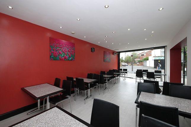Thumbnail Restaurant/cafe for sale in Leytonstone Road, Stratford, London.