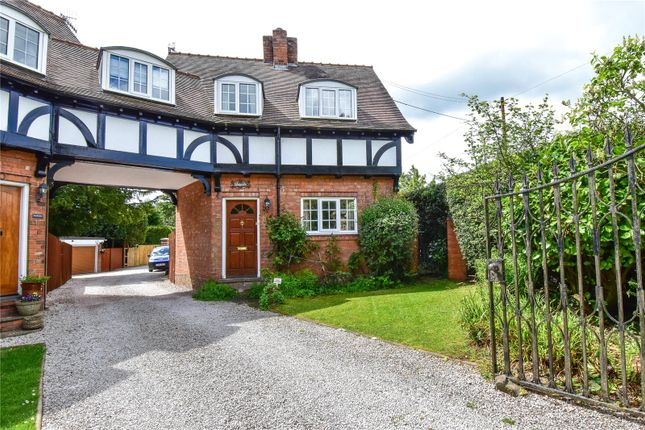 Thumbnail Semi-detached house for sale in Valley Road, Bournheath, Bromsgrove