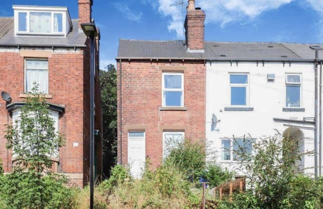 3 bed end terrace house for sale in Albert Road, Sheffield S8