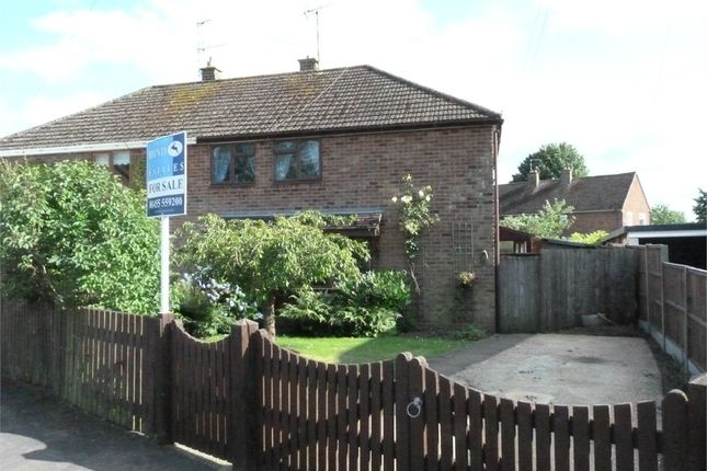 3 bed semi-detached house for sale in Ferrers Road, Lutterworth