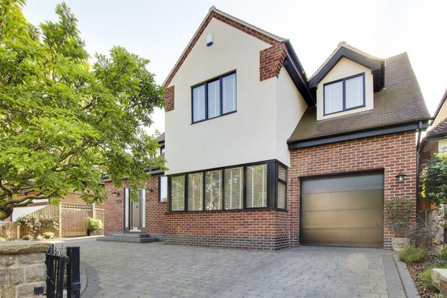 Thumbnail Detached house for sale in Parkside, Wollaton, Nottinghamshire