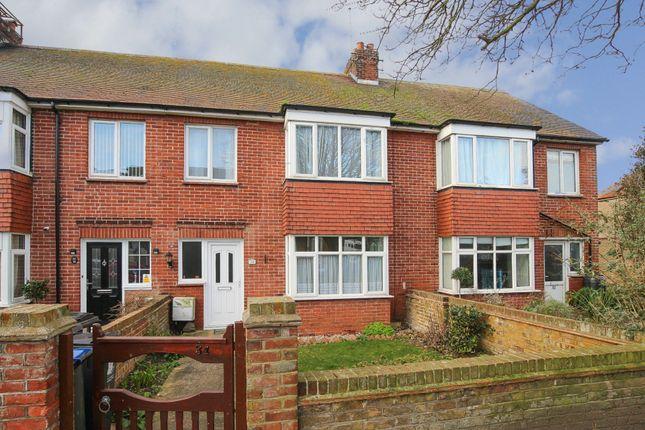 Thumbnail Terraced house for sale in Ethelbert Road, Birchington