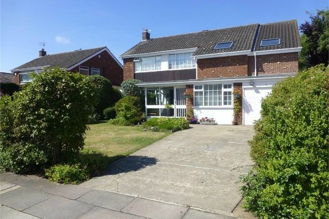 Thumbnail Detached house for sale in Proctor Road, Formby, Merseyside