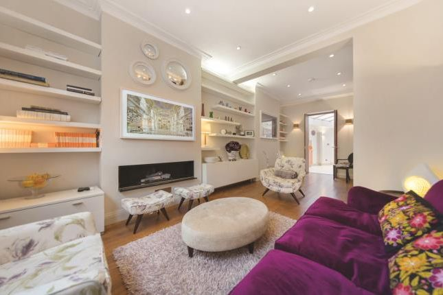 Thumbnail Terraced house to rent in Bourne Street, London