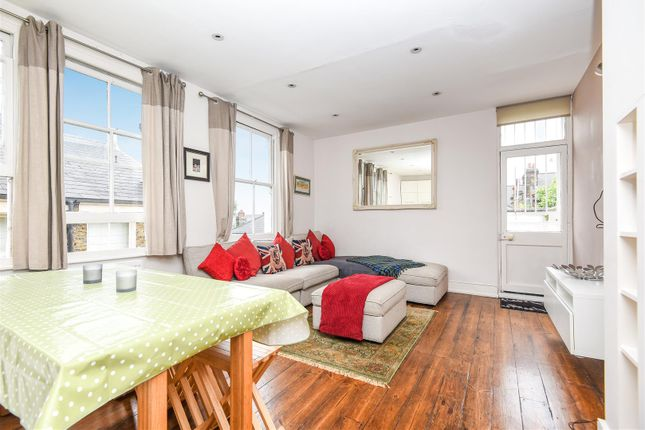 Thumbnail Flat to rent in Latchmere Road, London