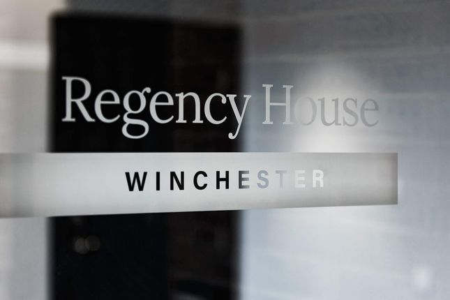Thumbnail Office to let in Regency House Second Floor, Winchester