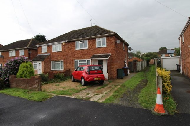 Thumbnail Semi-detached house to rent in Beech Crescent, Kidlington