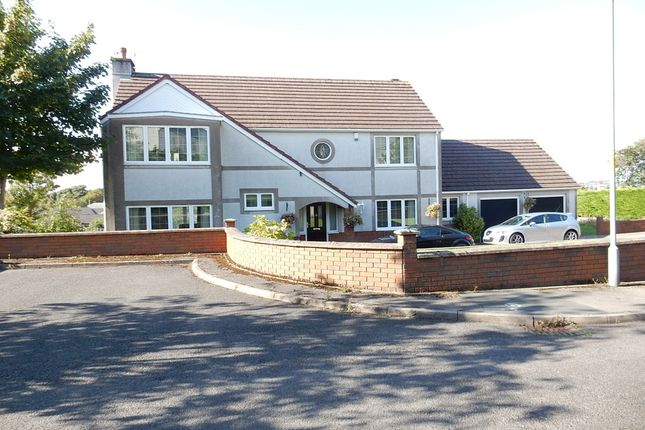 Thumbnail Detached house for sale in High Grove, Workington